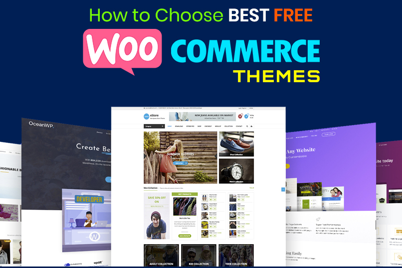 Free WooCommerce Themes