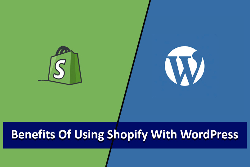 Shopify With WordPress