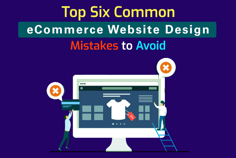 eCommerce Website Design Mistakes